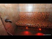 Privátní wellness – parní kabina, infrasauna, vířivka, masáže
