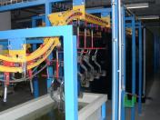 Mořící a galvanické linky – povrchové úpravy kovů