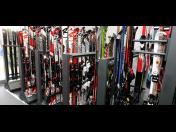 Seřízení, prodej, půjčovna lyží, lyžařského vybavení - nové i použité zboží