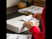 Zásilkové obaly - poštovní krabice, tubusy, obaly na knihy a další druhy pro přepravu