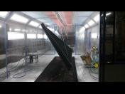 Lakování kovových prvků – zábradlí, schodiště a ploty