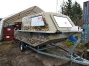Speciální rybářské hliníkové lodě pro lov kaprů – výroba, prodej