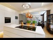 Moderní interiéry – návrh a realizace na zakázku