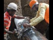 Páskové systémy - ochrana pro produktovody, vodovody a ropovody