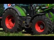 Požité disky na zemědělské stroje, stavební a lesnickou techniku