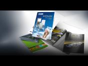 Kvalitní zpracování firemních katalogů za výhodné ceny – poradenství, grafický návrh, tisk
