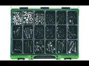 Upevňovací technika a spojovací prvky pro montážní, instalatérské, stavební práce