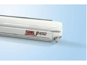 Karavany a obytné vozy - markýzy, elektroinstalace, lednice a sporáky