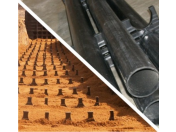 FlexiS multifunction cable ducts for underground utilities the Czech Republic