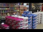 Míchání barev na počkání - profesionální tónovací centrum, široký výběr z desetitisíců odstínu