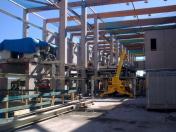 instalace třídících,balících zařízení na zpracování dřeva