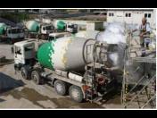 Chlazený beton z betonárny TBG METROSTAV s dlouhou životností pnutí a trhlin