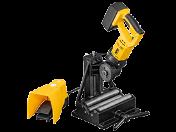 Stroj REMS Akku-Cento 22 V na rychlé dělení a odhrotování trubek