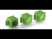 Systém IBT Precon pro bezpečné a flexibilní instalace v tovární výrobě
