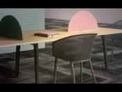 Kobercové čtverce - zátěžové a kancelářské koberce do bytů i kanceláří