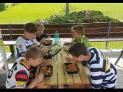 Zajištění stravování pro příměstské tábory a venkovní sportovní akce
