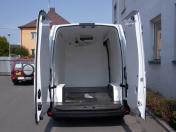 Chladírenské a mrazírenské izolace užitkových vozidel – dodatečná izolace užitkového prostoru
