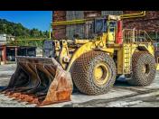 Zprostředkování nového i použitého pneu pro nakladače, bagry i gredrum