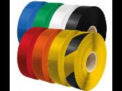Samolepící podlahová značkovací páska PermaStripe, zákazové tabulky, značky – prodej
