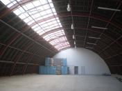 Střešní opláštění výrobních, administrativních, skladových hal a budov
