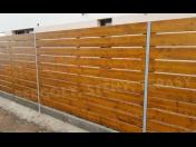 Výroba, montáže a opravy dřevěných plotů Pardubice