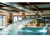 Pravý relax ve wellnes hotelu v Jeseníkách - bazén, sauna, vířivka whirlpool, masáže