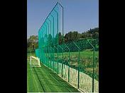 Ochranná síť za fotbalovou branku s dlouhou životností, Varnsdorf