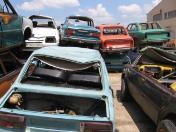 Autovrakoviště - kompletní služby v oblasti ekologické likvidace autovraků a vozidel