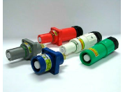 EPIC kulaté, hranaté průmyslové konektory, konektorové vložky, konektorová poudra - velkoobchod