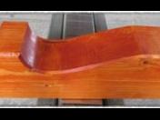 CNC výroba dřevěných konstrukcí Náchod