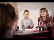 Poučení a zábava v ekotechnickém centru pro rodiče s malými dětmi