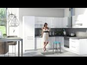 Moderní kuchyňská linka na míru za skvělou cenu - návrh, dovoz, montáž