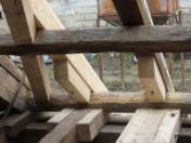 Rekonstrukce střech na historických budov a památkových objektů