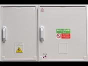 Plastové skříně pro plyn, kombinované sestavy rozvaděčů pro připojení rodinných domů