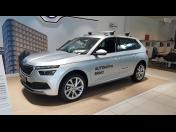 První crossover značky ŠKODA KAMIQ – bezpečný vůz, který sedne každému