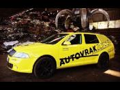 Prodej použitých autodílů, náhradních dílů na všechny typy aut