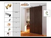 Kování, kliky, panty, madla, díly pro posuvné a křídlové dveře e-shop