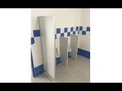 Ľahké montované WC kabínky pre materské škôlky, ubytovacie zariadenia ale aj verejné priestory