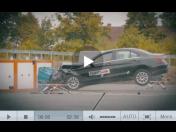 Výměna autoskel s použitím kvalitních lepidel - Crash test