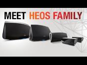 Řešení hifi multiroom systémů Heos, Bluesound, Formation Music - hudba do celé domácnosti