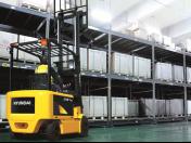 Prodej vysokozdvižných vozíků - retrak, čtyřcestné, regálové VZV pro manipulaci s materiálem