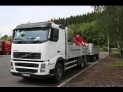 Mezinárodní kamionová spedice celá Evropa