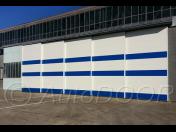 Vratové, bránové systémy - výroba, montáž průmyslových vrat, vjezdových bran, závor, nakládací techniky