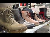 Kvalitní a pohodlná dámská a pánská obuv Rieker - prodej