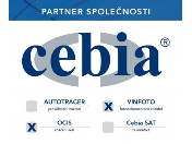 VIN Foto Cebia - značení skel systémem SBZ OCIS a EUROVIN OCIS