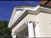 Nátěry fasád rodinných domů, průmyslových, historických budov Zlín