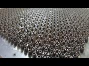 Perforovací matrice pro obuvnický a kožedělný průmysl - výroba dle požadavků