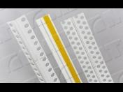 Profily PVC pro zateplování ETICS, kovové profily pro vnitřní a vnější omítky a sádrokarton