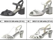 Značková obuv Rieker, Tamaris, Jana, Marco Tozzi pro zimní i letní období