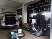 Pneuservis - přezutí letních a zimních pneumatik pro osobní automobily
